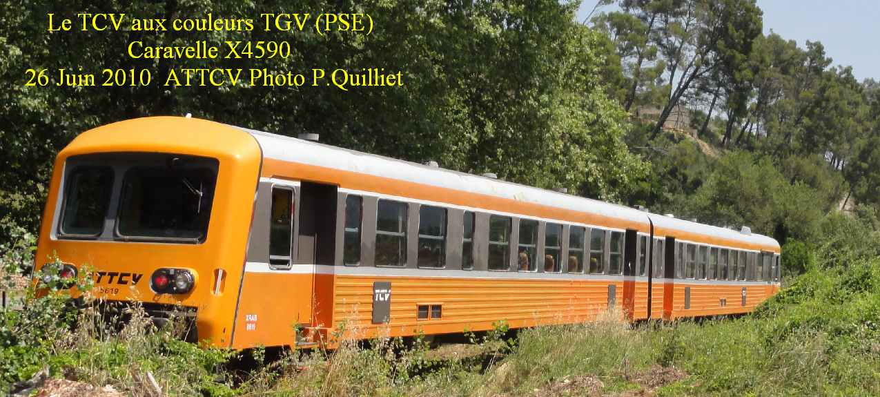 Caravelle le TCV